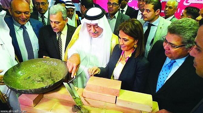 Заложен первый камень в основание больницы Кяср аль-Айн