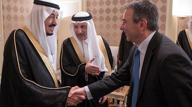Король Салман принял послов арабских государств, аккредитованных в Египте