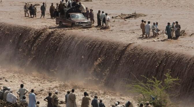 Наводнение в Пешаваре