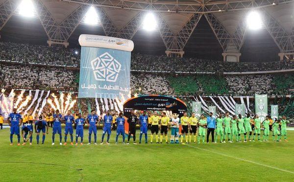 Футбольная команда клуба «Ахли» одержала победу над командой клуба «Хилял», впервые за 32 года выиграв в турнире