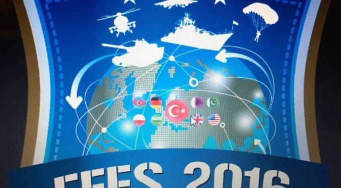 В провинции Измир проходят финальные репетиции мероприятий учений «Efes 2016»