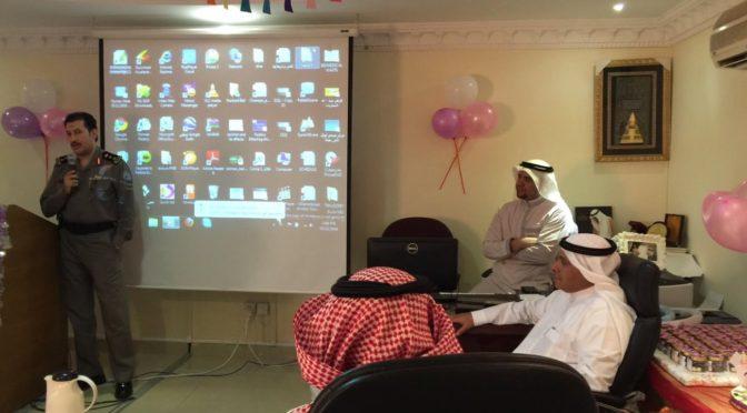 Центр здоровья сил безопасности в г.Джидда провёл мероприятия, посвящённые Международному дню медсестры