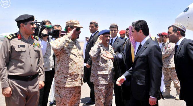 Президент Туркменистана исполнил обряды Умры