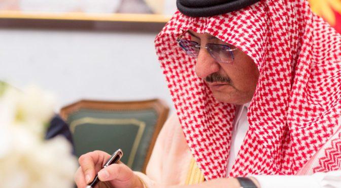Его Высочество наследный принц принял премьер-министра и министра внутренних дел государства Катар
