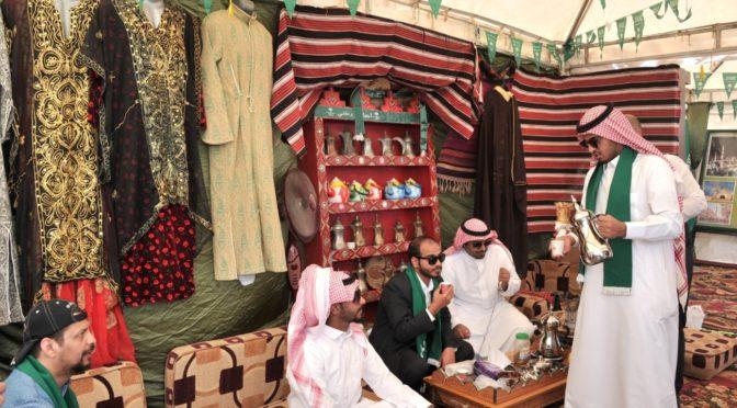 Саудийские студенты приняли участие в мероприятиях Международного дня арабских и неарабских этнических меньшинств