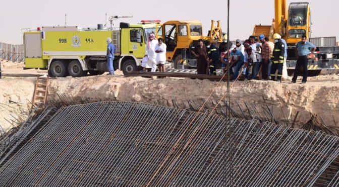 Один человек погиб и пятеро получили ранения в следствии оползня в котловане в округе Аниза