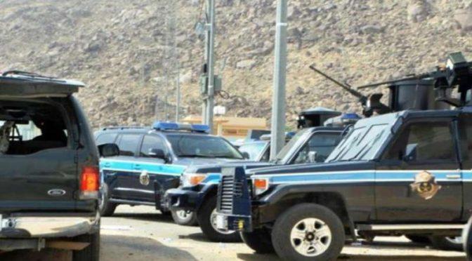Предотвращена попытка совершения теракта на полицейском участке в Таифе
