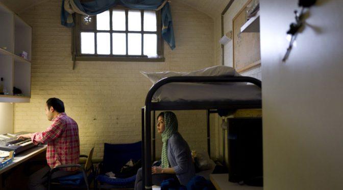 Голландия открыла свои тюрьмы для приёма беженцев