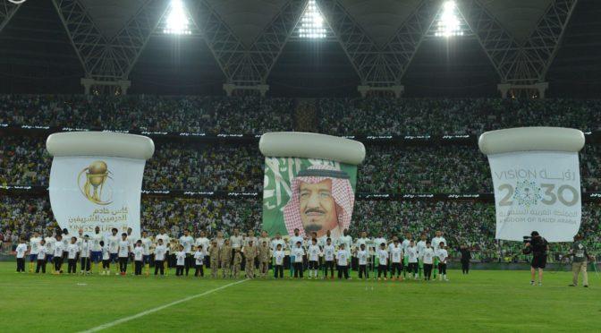 Команда футбольного клуба «Ахли» победила в финальном матче