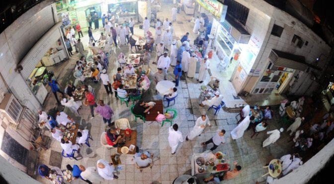 Рынок «Тибаха» привлекает посетителей Лучезарной Медины