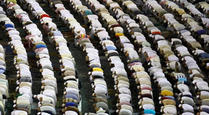 Посещение Запретного Дома Аллаха