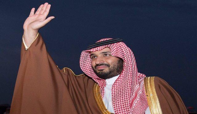 Его Высочество заместитель наследного принца отправляется завтра в США с официальным визитом
