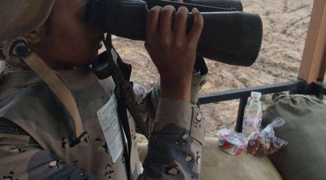 Фотокорреспондент «Сабк» побывал в опорном пункте на южной границе и провёл время Рамадана с нашими героями