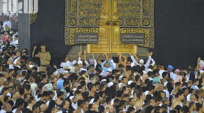 Фотокорреспондент «Сабк» запечатлел дух и красоту Запретной Мечети во время месяца Рамадан