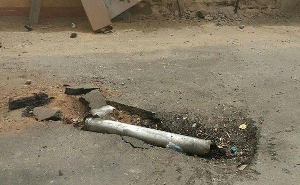Гражданская оборона провинции Джазан: получили ранения два человека в следствии падения снаряда в округе Тавила