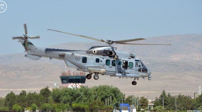 На базе ВВС Турции в Конья начались учения «Свет 2016»