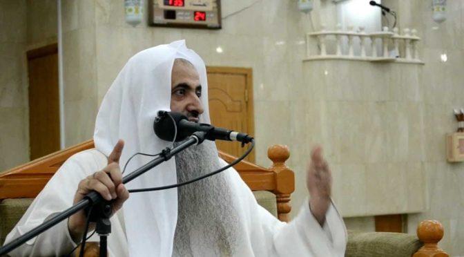 Шейх аль-Хаваши завершил прочтение Корана в третью ночь Рамадана