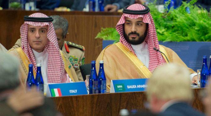 Его Высочество заместитель наследного принца принял министра иностранных дел Германии
