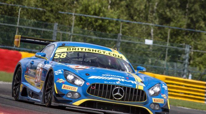 Принц Абдулазиз Фейсал занял третье место в британском чемпионате по автогонкам GT
