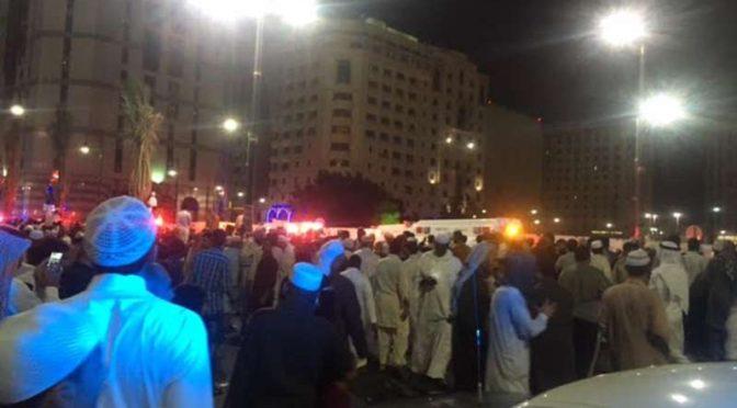 Террорист-смертник совершил самоподрыв у мечети в Катифе
