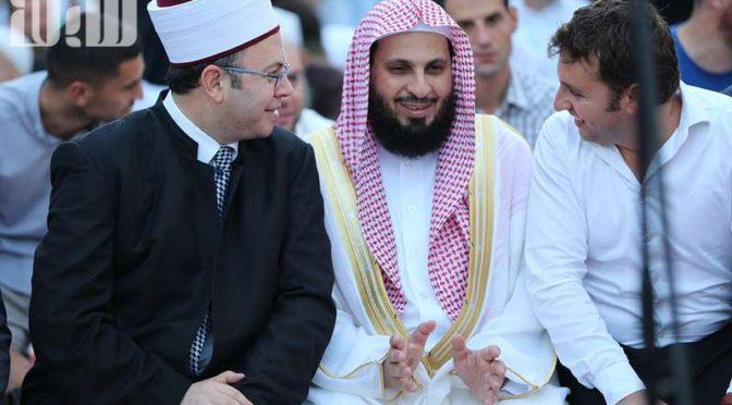 Президент Албании принял шейха ал-Толиб в присутствии высокопоставленных чиновников