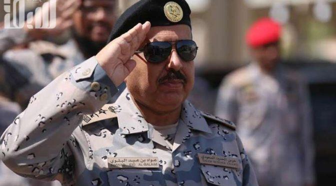 Генерал аль-Балви открыл здание штаба командования Пограничных войск провинции Благородной Мекки и новый жилищный комплекс