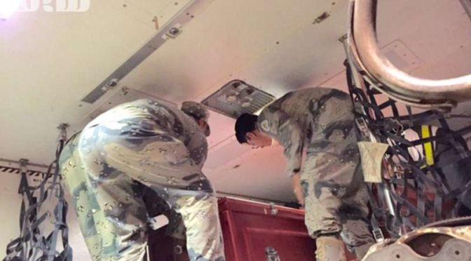 Специальный самолёт доставил тело павшего мученником ефрейтора аш-Шарахили в Джазан