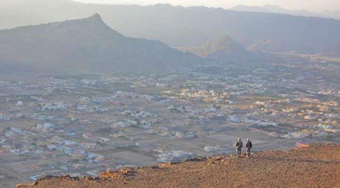 Вооружённые силы Саудии пресекли попытку проникновения через границу в секторе Рубуа