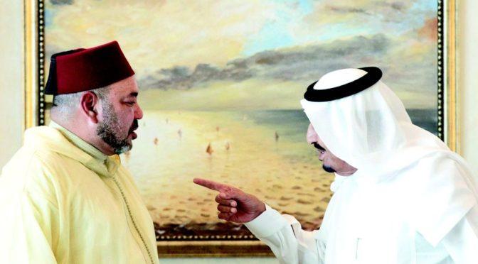 Служитель Двух Святынь принял Короля Марокко и обсудил с ним братские отношения двух стран