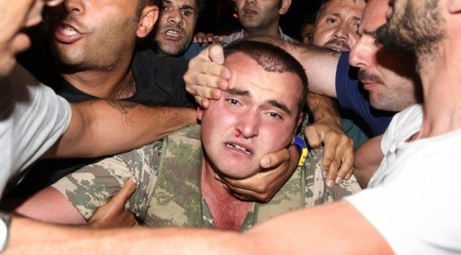 Турецкий народ сорвал переворот