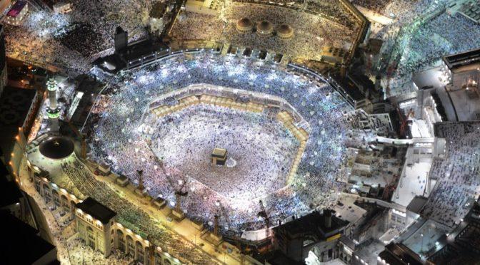 Запретная Мечеть в 27-ую ночь Рамадана