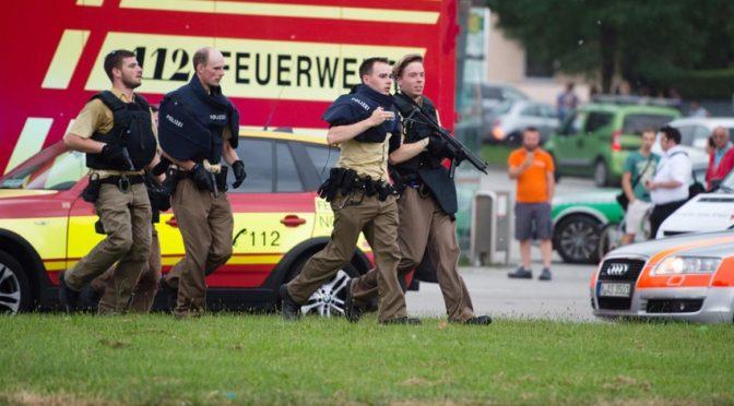 Королевство решительно осуждает варварское нападение в г.Мюнхен