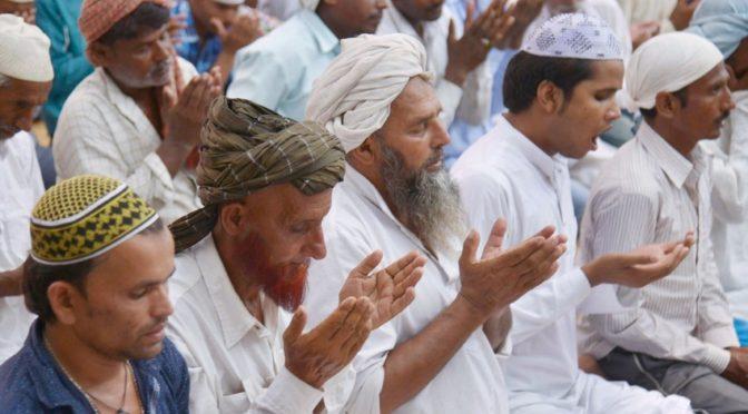 «К Аллаху эта мольба, и от  Аллаха — ответ»