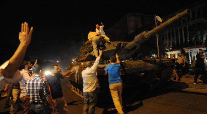 Королевство приветствует стабилизацию ситуации в Турции под руководством Р.Т.Эрдогана