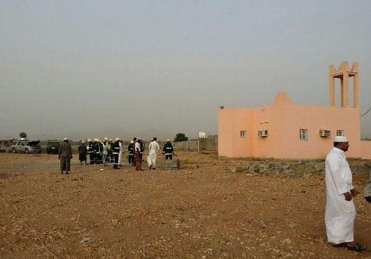Округ Самита: пали мученниками четверо подданных и получили ранения трое других в следствии падения снаряда