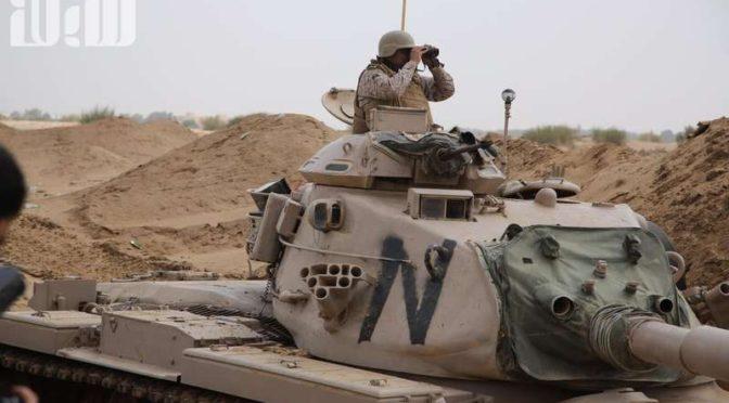 Йемен.. точечные операции на границе и воздушные налёты, потрясшие Сану