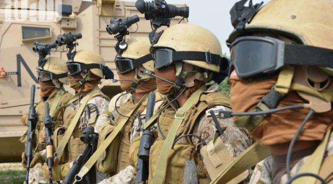 Корреспондент «Сабк» на позициях вооружённых сил на границе.. «предельная точность и ад для врага»