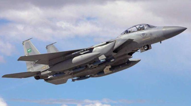 ПВО Королевства сорвали попытку запуска баллистической ракеты в направлении Асира