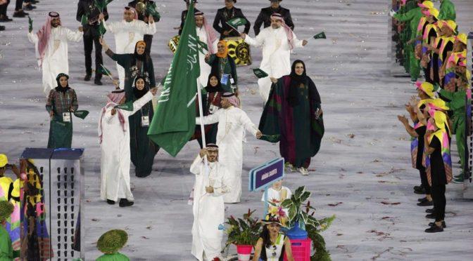 «Зелёная» делегация на олимпиаде в Рио