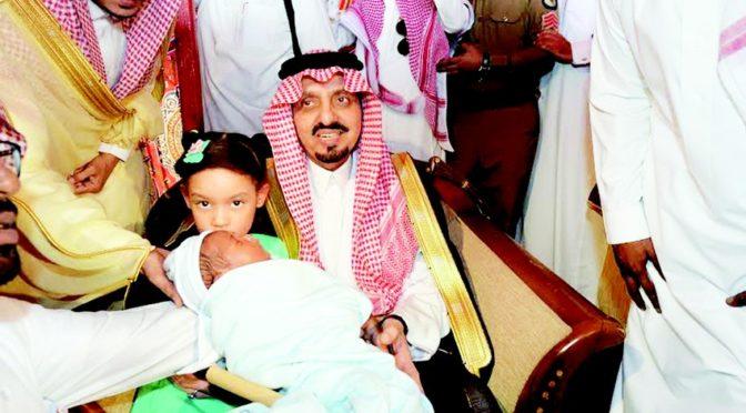 Принц Фейсал бин Халид исполнил похоронную молитву по капралу ас-Сулули в Биша