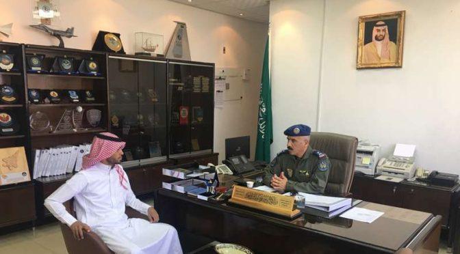 Начальник авиабазы им.Короля Фахда: неопознанное тело упало в безлюдной местности к югу от Таифа… его исследование продолжается