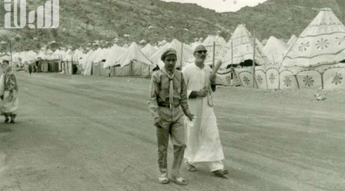 Саудийские скауты в течении 55 лет стоят на службе паломников