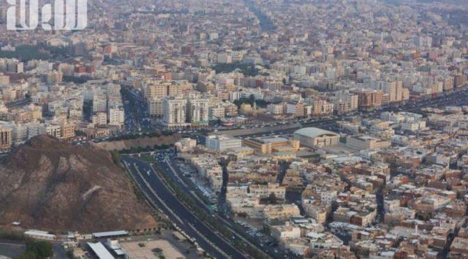 Авиация сил безопасности усилила облёты Медины, отслеживая безопасность паломников и их перемещения