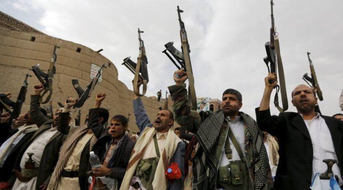 Вооружённые силы Королевства уничтожили 14 мятежников, отразив попытку хусиитов проникнуть через границу в провинции Джазан