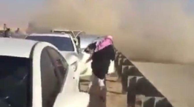 Известный стрит-рейсер «Кинг Назим» погиб в ДТП в Эр-Рияде