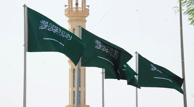 Бурайда украсилась зелёными флагами