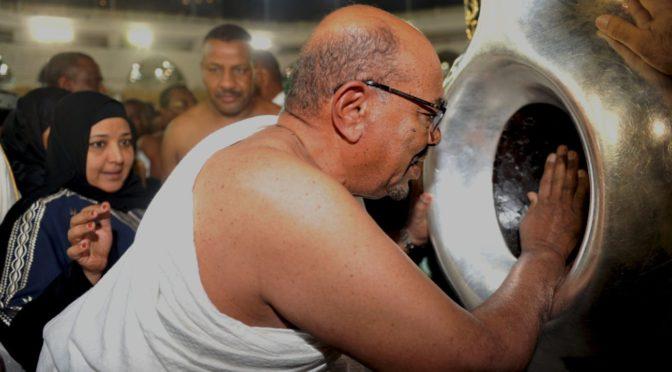 Президент Судана исполнил обряды Умры