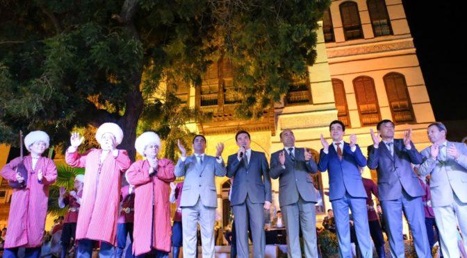 Историческая Джидда принимает Дни культуры республики Туркменистан