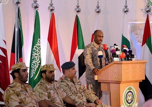 Генерал-майор Асири: хусииты противоречат сами себе : сокрушаются и просят о перемирии, при этом атакуя гуманитарные конвои
