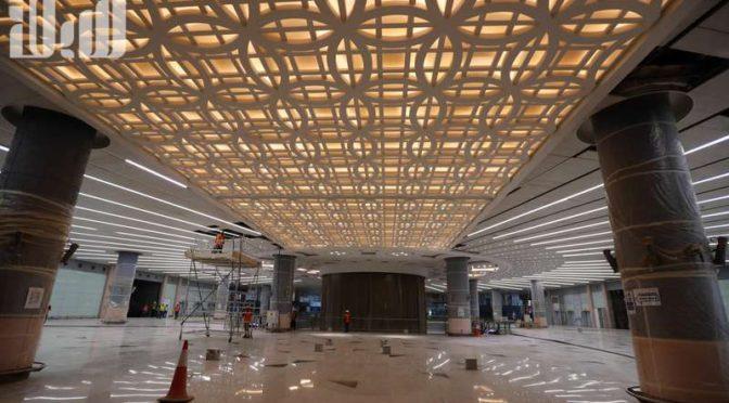 Фотографии обновлённого Международного аэропорта им.Короля Абдулазиза в Джидде